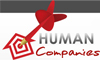 Logo for Human Companies Inc